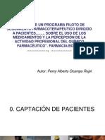 1_TUTORIAL DE ACTIVIDADES PARA LA CAPTACIÓN DE PACIENTES