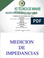 Exposicion Impedancia Lab de Redes