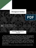 05 Designul Italian