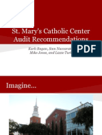 st  marys recommendations