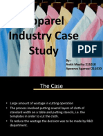 0000000565-Apparel Industry Case Study