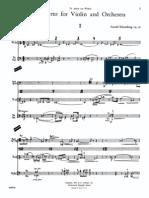 Schoenberg - Violin Concerto
