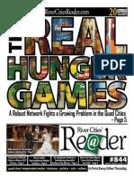 River Cities' Reader - Issue 844 - November 27, 2013