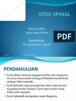 Syok Spinal
