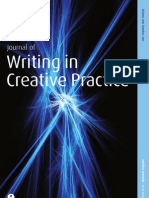 Journal of Writing in Creative Practice