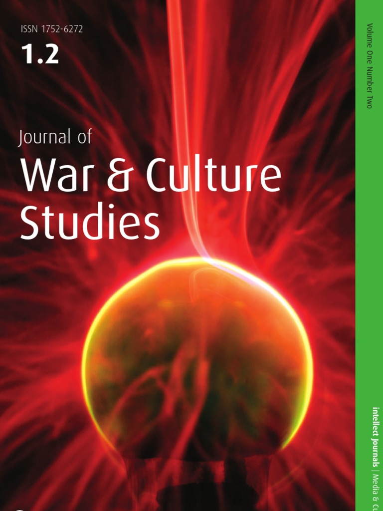 Journal of War and Culture Studies: Volume: 1 | Issue: 2 | Bayonet | Trench  Warfare