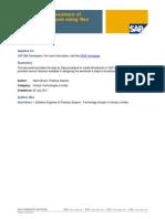 Step by Step Procedure of Creating Workbook Using Bex Analyzer