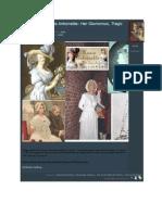 Biography of Marie Antoinette