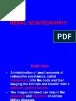 Curs Engleza Renal Scintigraphy Final