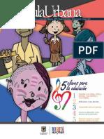 Magazín Aula Urbana - Especial 5 claves para la educación