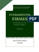 Fundamentos Firmes - II