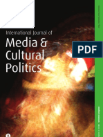 International Journal of Media and Cultural Politics