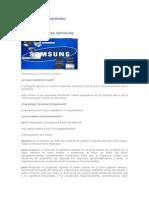 Reset Impresoras Samsung