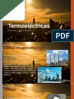 Termoeléctricas