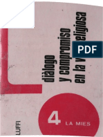 Aluffi, Aldo - Dialogo y Compromiso en La Vida Religiosa