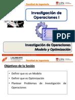 T1.2 IO I - UPN - Investigación de Operaciones - Modelo y Optimización