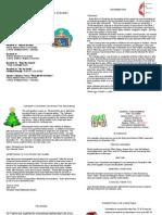 Oakmont United Methodist Dec Newsletter 2013