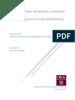 Marimekko Case Analysis