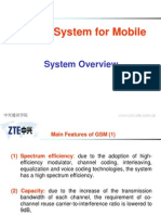 1.GSM Overview