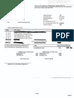 Jim Flaherty hotel bills