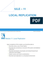 Module 11 Local Replication