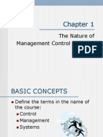 01 - The Nature of Management Control Systems