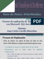 Replicacion de BD Con SQL Server 2008