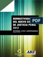 Normatividad Del Nuevo Sistema de Justicia Penal