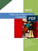 Trabajo Final Redes Sociales Bulyng-Ciberbullyng