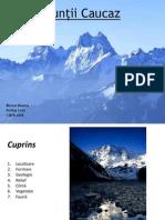 muntii caucaz
