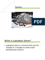 Geodesic Domes Assignment
