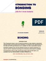 Chemical Bonding A Levels A2