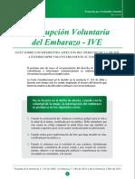 Interrupcion Voluntaria Al Embarazo