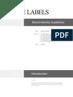Orange Logo Guidelines