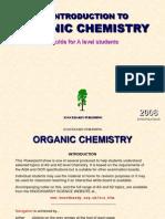 Organic Chemistry A Levels A2