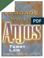 A Verdade Acerca Dos Anjos - Terry Law