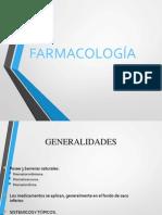 FARMACOLOGÍA  Oftalmo