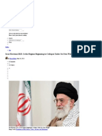 Iran Elections 2013_ is the Regime Beginning to Collapse Under Its Own Weight_ - PolicyMic