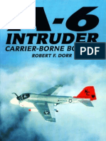 a 6 Intruder Carrier Borne Bomber