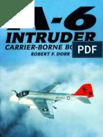 a 6 Intruder Carrier Borne Bomber