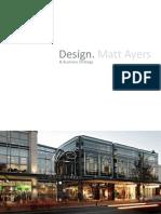 Matt Ayers - Design