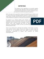 Tutoria geologia-geotextiles
