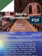 Fiber Optics Transmission System (FOTS) In