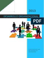 Trabajo Monografico - Desarrollo Organizacional