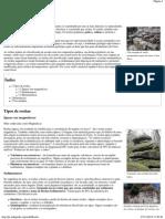 Rocha – Wikipédia, a enciclopédia livre