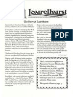 Laurelhurst Neighborhood Association Newsletter - November 2013