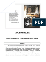 Analizar La Iglesia - Codina