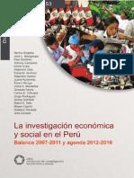 Inv Economica y Social 2007-2011