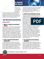Best Practices Security Datasheets