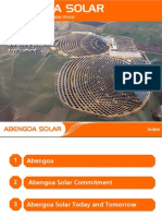 Solar Parabolic